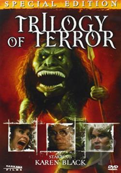 Trilogy of Terror DVD Cover Art
