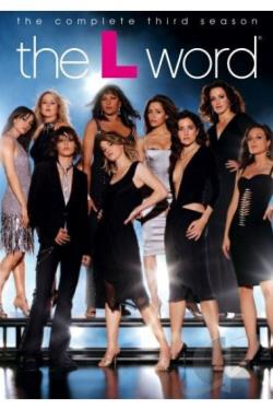 L Word - The Complete Third Season DVD Cover Art