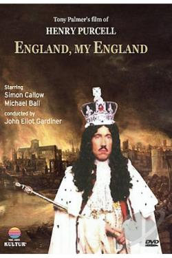 England My England - Tony Palmer's Film of Henry Purcell DVD Cover Art