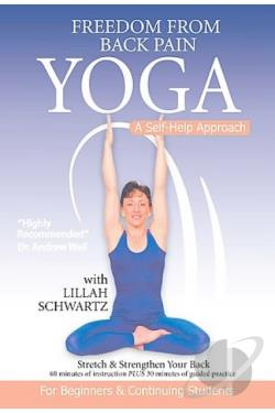 Yoga    Pain on Yoga  Freedom From Back Pain Dvd Cover Art