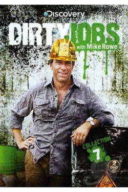 Dirty Jobs: Collection 7 DVD Cover Art