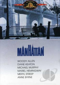 Manhattan DVD Cover Art