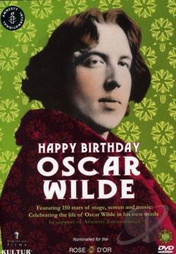 Happy Birthday, Oscar Wilde DVD Cover Art