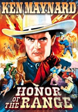 Honor of the Range DVD Cover Art