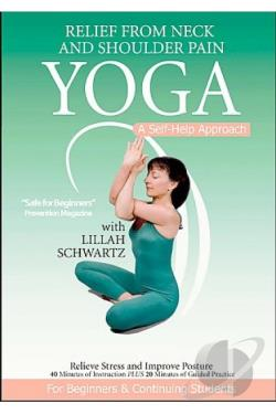 Yoga Relief From Neck And Shoulder Pain DVD Movie