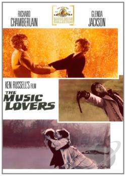 Music Lovers DVD Cover Art