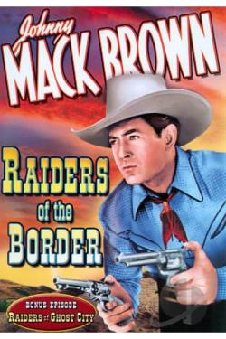 Raiders of the Border DVD Cover Art