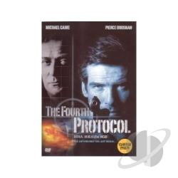 Fourth Protocol DVD Cover Art
