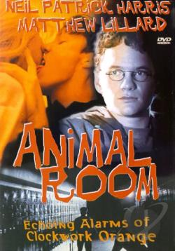 Animal Room DVD Cover Art