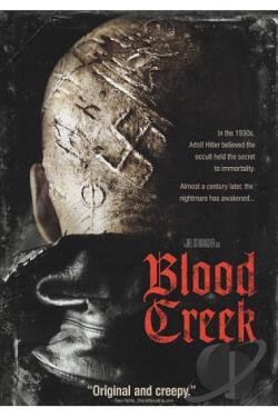 Blood Creek DVD Cover Art