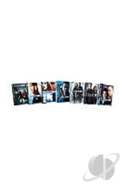 CSI: NY - Seasons 1-7 DVD Cover Art