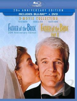 Father of the bride 2 movie collection blu ray movie for Father of the bride 2 full movie