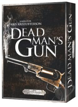 Dead Man's Gun - Complete Season 2 DVD Cover Art