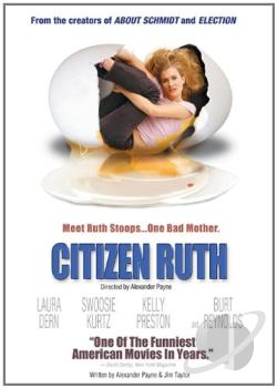 Citizen Ruth DVD Cover Art