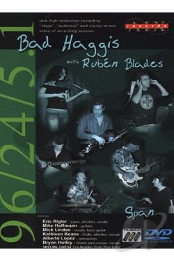 Bad Haggis - Span DVD Cover Art