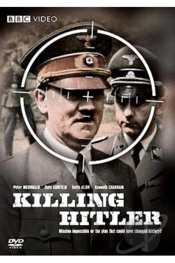 Killing Hitler DVD Cover Art