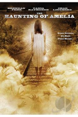 Haunting of Amelia DVD Cover Art