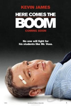 Here Comes the Boom BRAY Cover Art