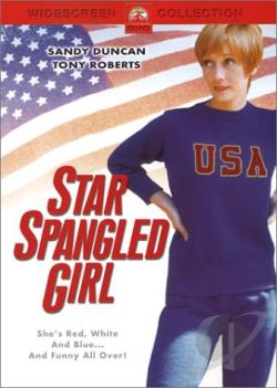Star Spangled Girl DVD Cover Art