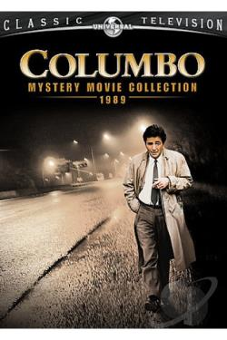 Columbo: Mystery Movie Collection 1989 DVD Cover Art