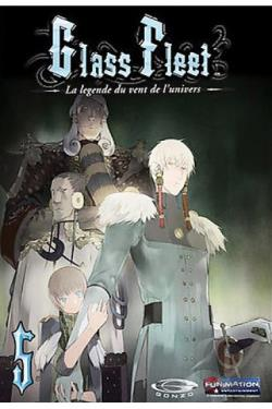 Glass Fleet - Vol. 5 DVD Cover Art