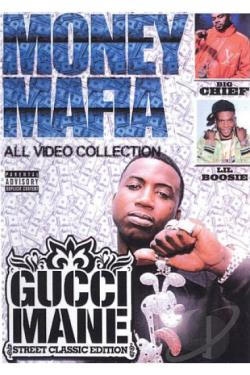 Money Mafia: Gucci Mane DVD Cover Art