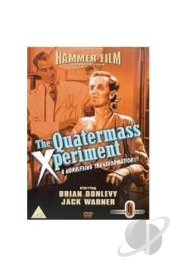 Quatermass Experiment DVD Cover Art