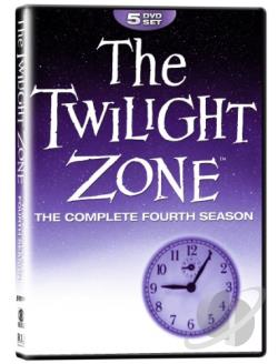 Twilight Zone: The Definitive Edition - Season 4 DVD Cover Art