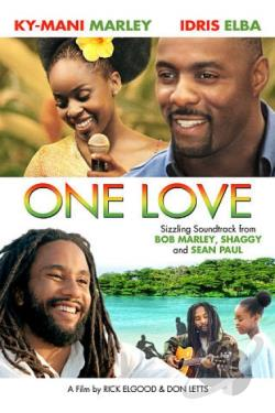One Love DVD Cover Art
