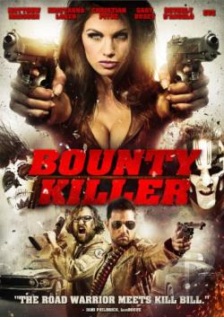 Bounty Killer DVD Cover Art