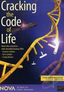 Nova - Cracking the Code of Life DVD Cover Art