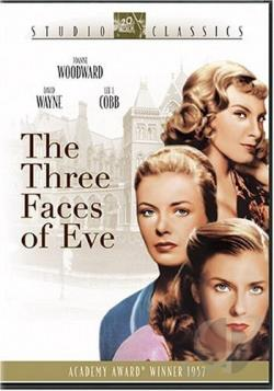 Three Faces of Eve DVD Cover Art