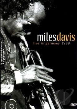Live In Germany 1988 DVD Cover Art