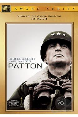 Patton DVD Cover Art