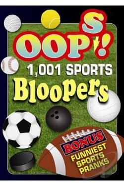 Oops! 1001 Sports Bloopers DVD Cover Art