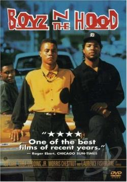 Boyz N the Hood DVD Cover Art