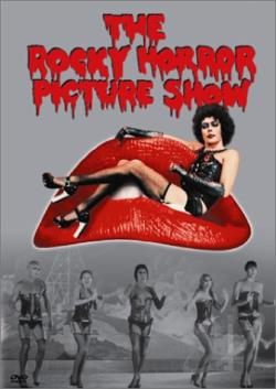 Rocky Horror Picture Show DVD Cover Art