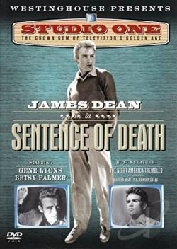 Studio One - Sentence Of Death/The Night America Trembled DVD Cover Art