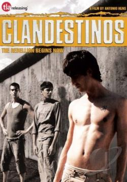 Clandestinos DVD Cover Art