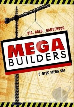 Mega Builders: Mega-Set DVD Cover Art