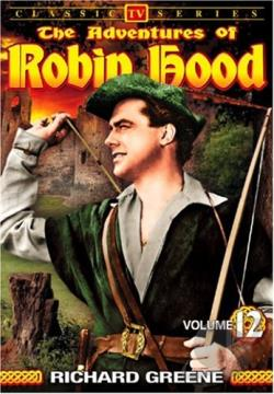 Adventures of Robin Hood - Vol. 12 DVD Cover Art