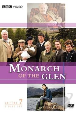 Monarch of the Glen - The Complete Series 7 DVD Cover Art