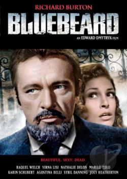Bluebeard DVD Cover Art