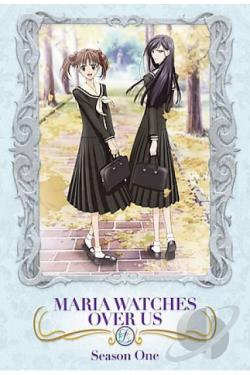 Maria Watches Over Us - Season One DVD Cover Art