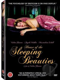 House of the Sleeping Beauties DVD Cover Art