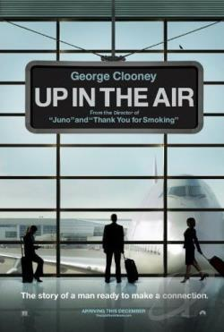 Up in the Air DVD Cover Art