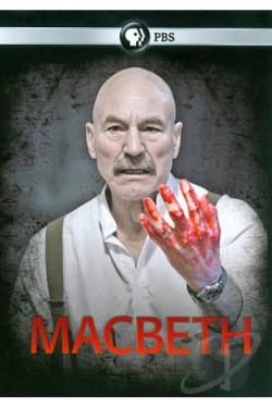 Great Performances: Macbeth DVD Cover Art