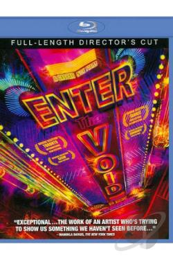Enter the Void BRAY Cover Art