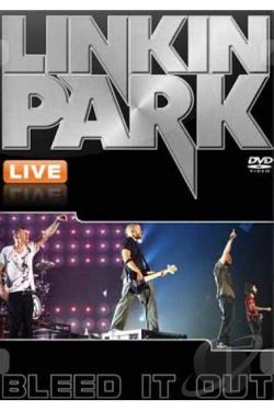Linkin Park: Live - Bleed It Out DVD Cover Art