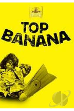 Top Banana DVD Cover Art